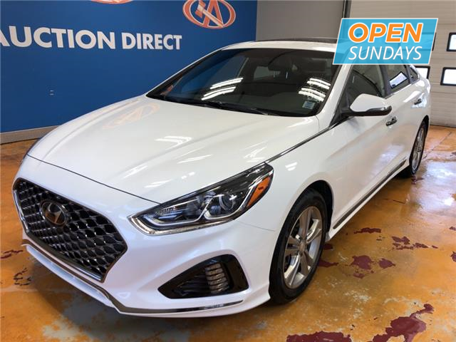 2019 Hyundai Sonata Preferred (Stk: 19-747568) in Lower Sackville - Image 1 of 17