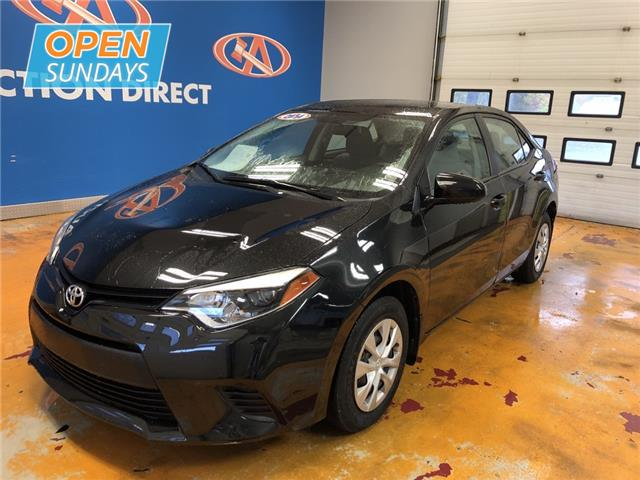 2014 Toyota Corolla CE (Stk: 14-209601) in Lower Sackville - Image 1 of 16