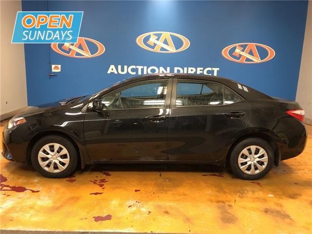 2014 Toyota Corolla CE (Stk: 14-209601) in Lower Sackville - Image 2 of 16