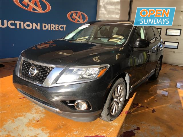 2015 Nissan Pathfinder SL (Stk: 15-654327) in Lower Sackville - Image 1 of 17