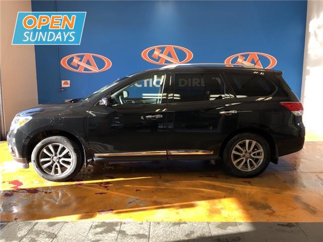 2015 Nissan Pathfinder SL (Stk: 15-654327) in Lower Sackville - Image 2 of 17