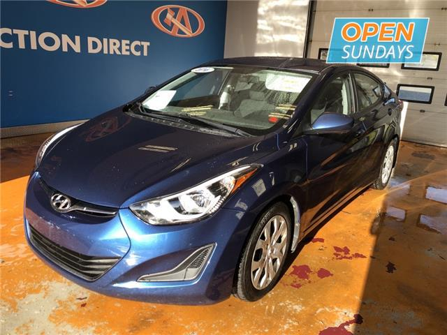 2016 Hyundai Elantra L+ (Stk: 16-691944) in Lower Sackville - Image 1 of 15