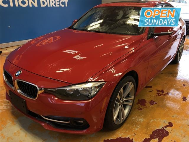 2016 BMW 320i xDrive (Stk: 16-690989) in Lower Sackville - Image 1 of 17