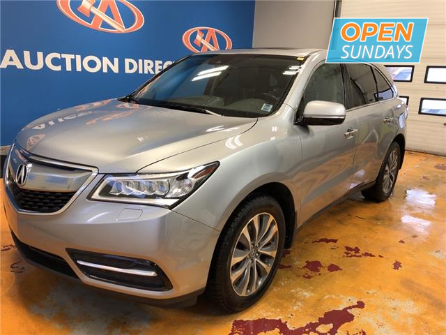 2016 Acura MDX Navigation Package (Stk: 16-505873) in Lower Sackville - Image 1 of 20