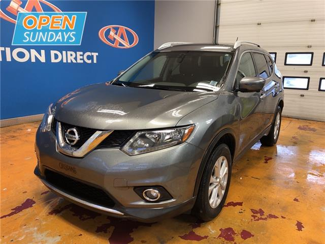 2016 Nissan Rogue SV (Stk: 16-801753) in Lower Sackville - Image 1 of 17
