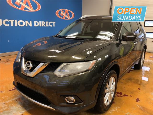 2015 Nissan Rogue SV (Stk: 15-758491) in Lower Sackville - Image 1 of 16