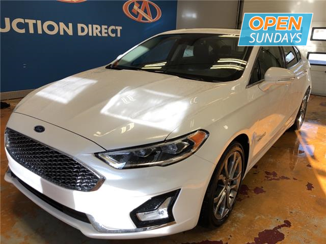 2019 Ford Fusion Hybrid Titanium (Stk: 19-211652) in Lower Sackville - Image 1 of 18