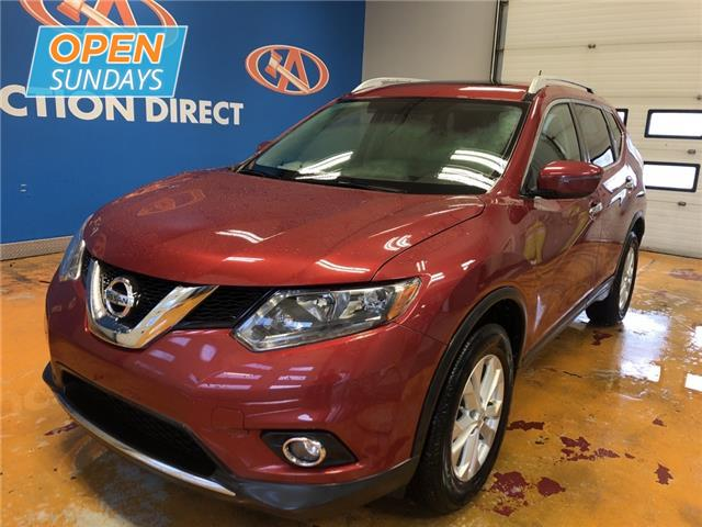 2016 Nissan Rogue SV (Stk: 16-764809) in Lower Sackville - Image 1 of 16