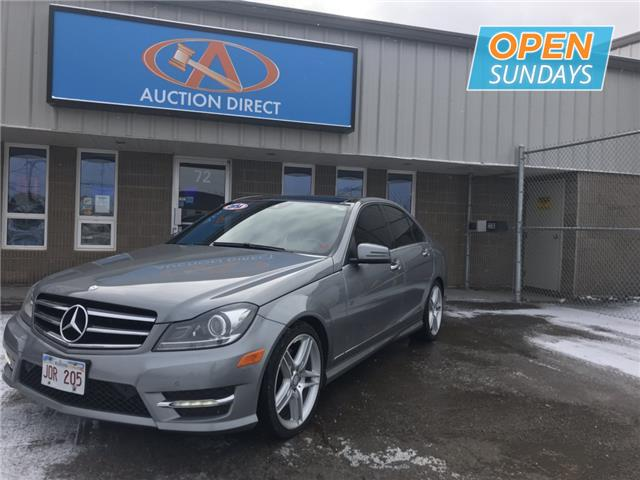 2014 Mercedes-Benz C-Class Base (Stk: M953475) in Moncton - Image 1 of 15