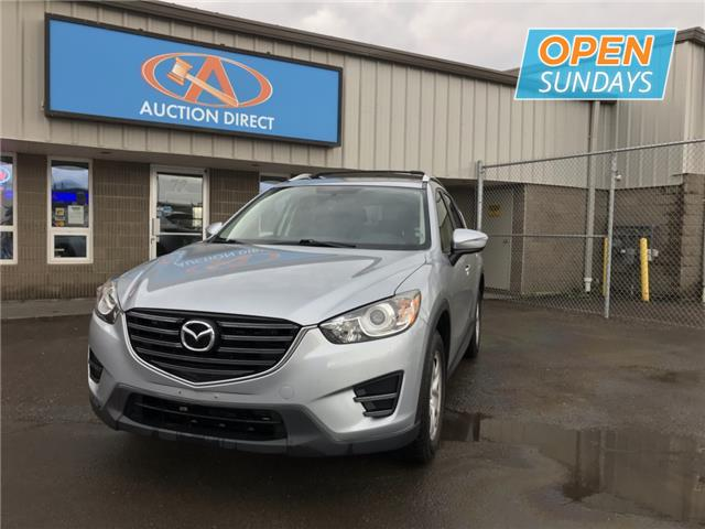 2016 Mazda CX-5 GX (Stk: M065137) in Moncton - Image 1 of 18