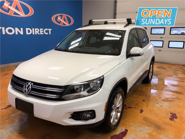 2017 Volkswagen Tiguan Wolfsburg Edition (Stk: 17-500458) in Lower Sackville - Image 1 of 18