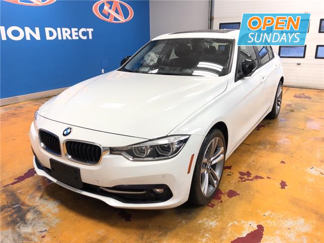 2016 BMW 320i xDrive (Stk: 16-T94871) in Lower Sackville - Image 1 of 18