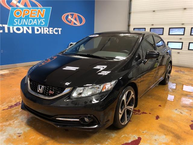 2015 Honda Civic Si (Stk: 15-200296) in Lower Sackville - Image 1 of 18