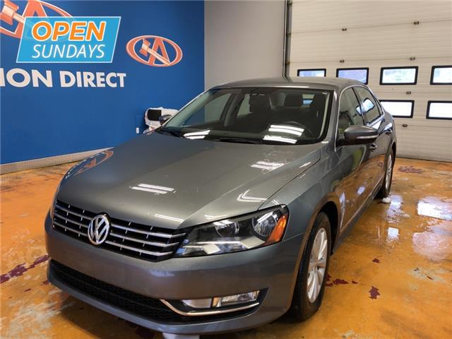 2014 Volkswagen Passat 2.0 TDI Trendline (Stk: 14-115636) in Lower Sackville - Image 1 of 15