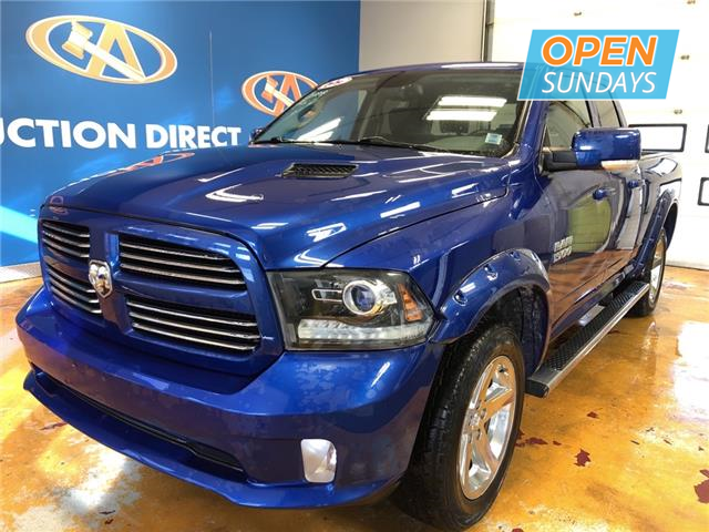 2014 RAM 1500 Sport (Stk: 14-308112) in Lower Sackville - Image 1 of 14