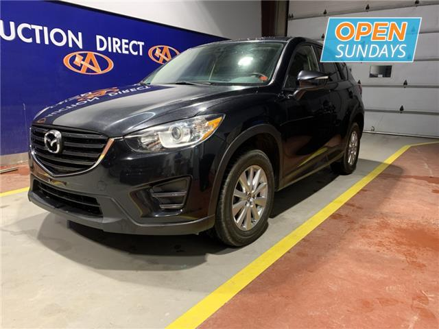 2016 Mazda CX-5 GX (Stk: M824023) in Moncton - Image 1 of 12