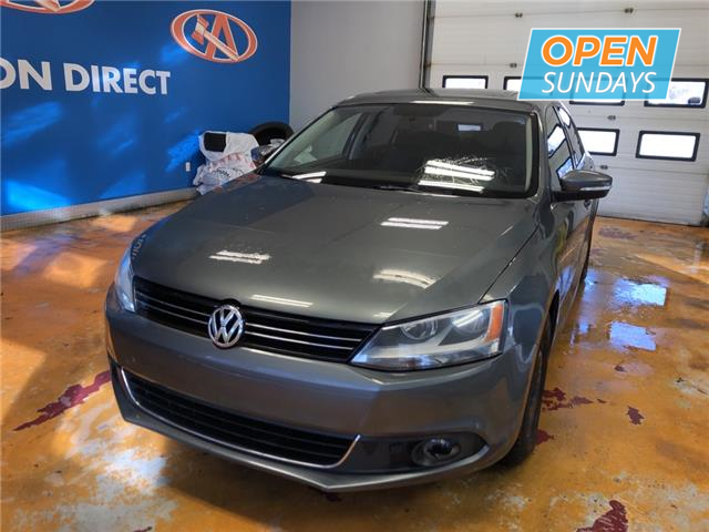 2013 Volkswagen Jetta 2.0 TDI Comfortline (Stk: 13-452269) in Lower Sackville - Image 1 of 13