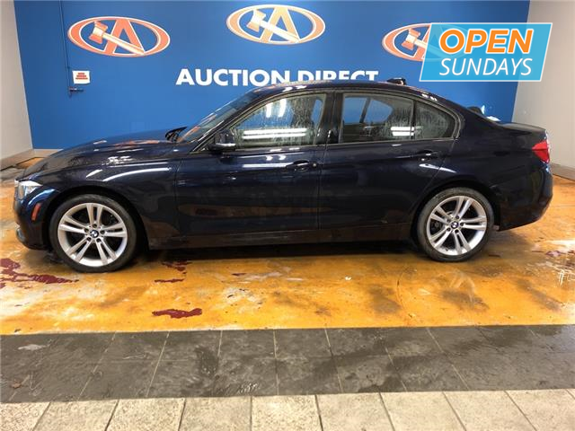 2016 BMW 320i xDrive (Stk: 16-T93906) in Lower Sackville - Image 2 of 16