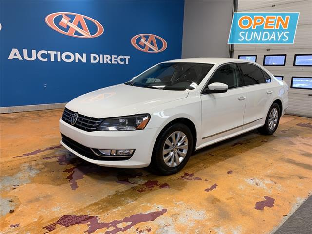 2014 Volkswagen Passat 2.0 TDI Trendline (Stk: 14-108645) in Lower Sackville - Image 2 of 10