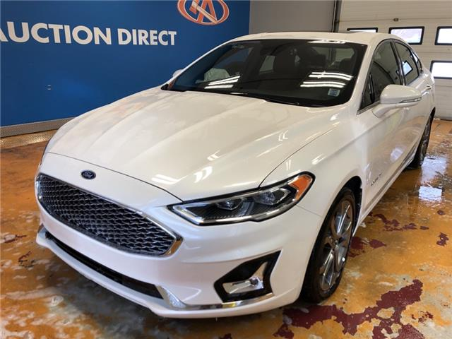 2019 Ford Fusion Hybrid Titanium (Stk: 19-191330) in Lower Sackville - Image 1 of 18