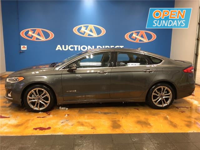 2019 Ford Fusion Hybrid Titanium (Stk: 19-191322) in Lower Sackville - Image 2 of 17