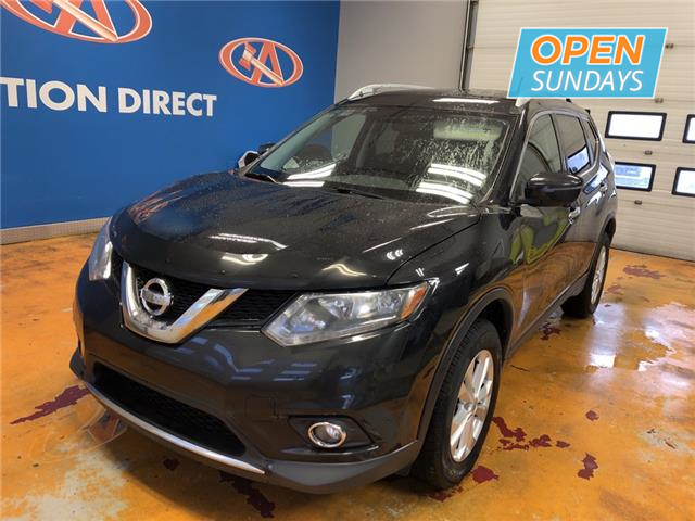 2016 Nissan Rogue SV (Stk: 16-852479) in Lower Sackville - Image 1 of 17