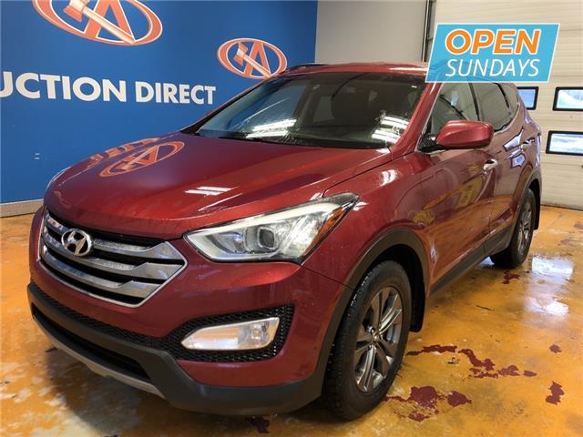 2014 Hyundai Santa Fe Sport 2.4 Luxury (Stk: 14-163947) in Lower Sackville - Image 1 of 16