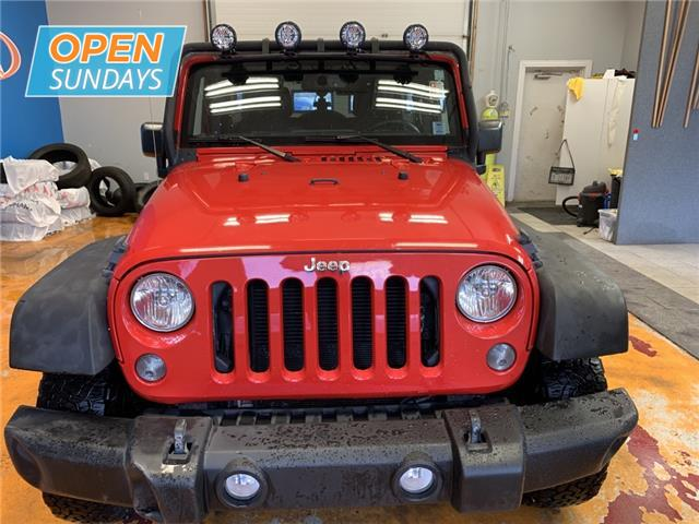 2015 Jeep Wrangler Unlimited Rubicon (Stk: 15-516231) in Lower Sackville - Image 2 of 11