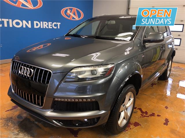 2011 Audi Q7 3.0 TDI Premium (Stk: 11-007393) in Lower Sackville - Image 1 of 15