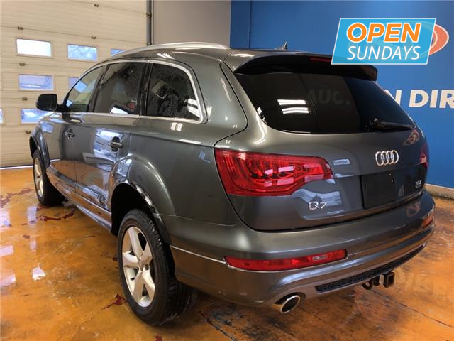 2011 Audi Q7 3.0 TDI Premium (Stk: 11-007393) in Lower Sackville - Image 2 of 15