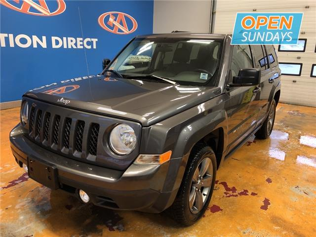 2015 Jeep Patriot Sport/North (Stk: 15-381995) in Lower Sackville - Image 1 of 17