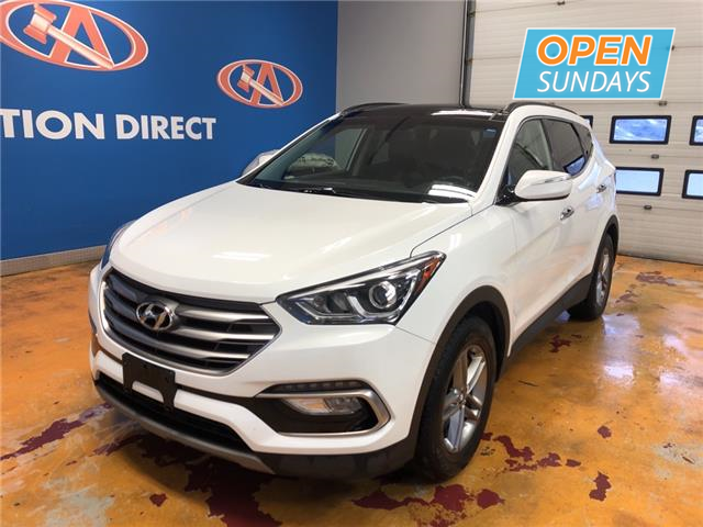 2018 Hyundai Santa Fe Sport 2.4 SE (Stk: 18-517175) in Lower Sackville - Image 1 of 18
