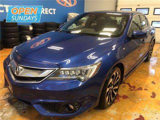 2016 Acura ILX A-Spec (Stk: 16-803106) in Lower Sackville - Image 1 of 20