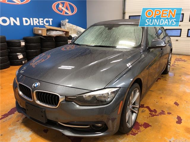 2016 BMW 320i xDrive (Stk: 16-688576) in Lower Sackville - Image 1 of 19