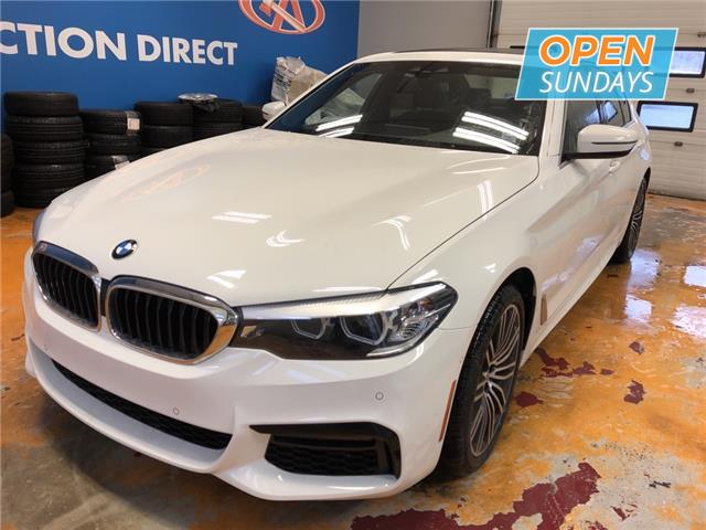 2020 BMW 530i xDrive (Stk: 20-W55060) in Lower Sackville - Image 1 of 19