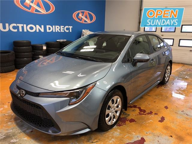 2020 Toyota Corolla LE (Stk: 20-034256) in Lower Sackville - Image 1 of 16