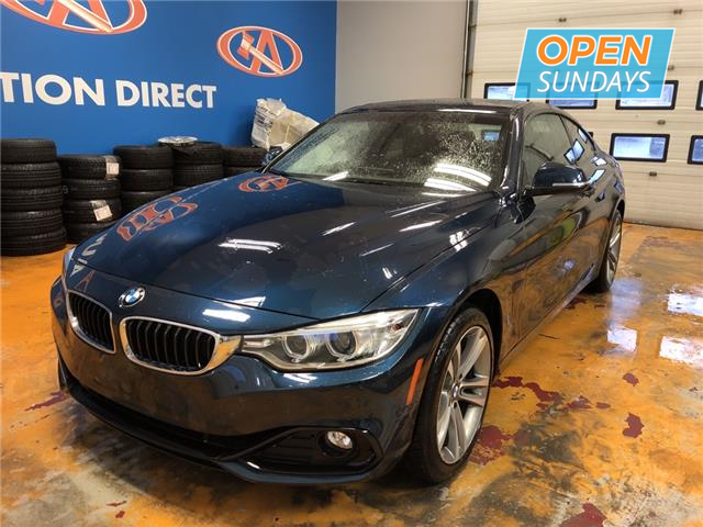 2017 BMW 430i xDrive (Stk: 17-878416) in Lower Sackville - Image 1 of 18