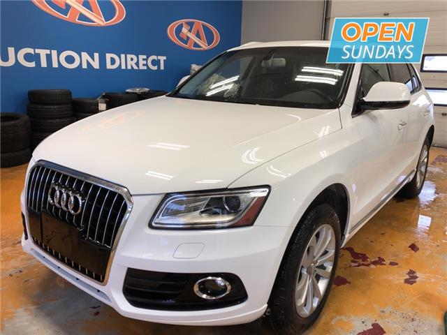 2016 Audi Q5 2.0T Progressiv (Stk: 104895) in Lower Sackville - Image 1 of 19