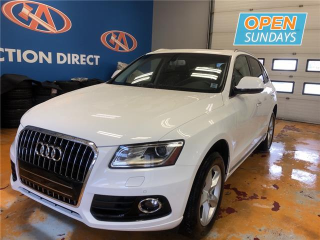 2015 Audi Q5 3.0 TDI Progressiv (Stk: 15-106758) in Lower Sackville - Image 1 of 21