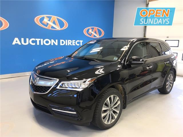 2016 Acura MDX Navigation Package (Stk: 507803) in Lower Sackville - Image 1 of 17