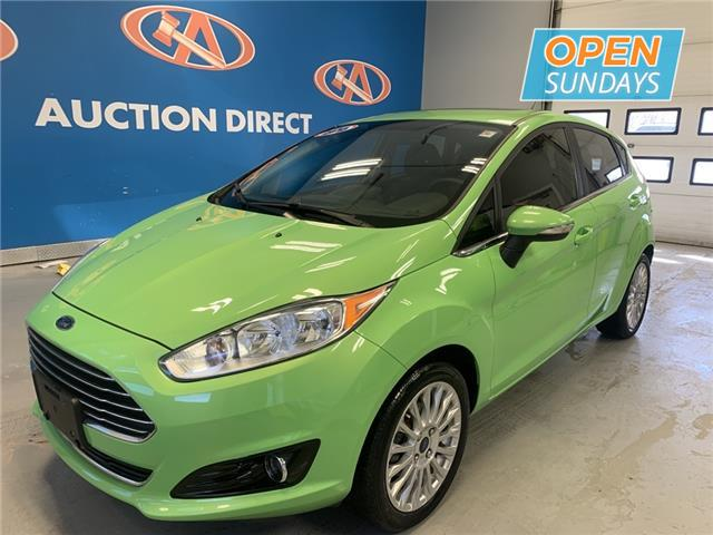 2015 Ford Fiesta Titanium (Stk: 155291) in Lower Sackville - Image 1 of 11