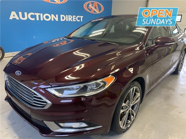 2017 Ford Fusion Titanium (Stk: 330981) in Lower Sackville - Image 1 of 11