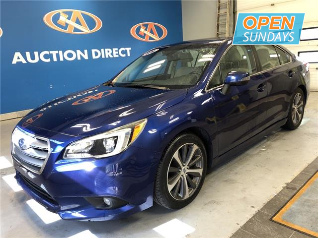 2016 Subaru Legacy 2.5i Limited Package (Stk: 032761) in Lower Sackville - Image 1 of 12