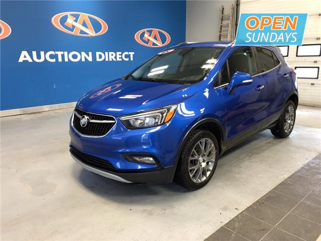 2017 Buick Encore Sport Touring (Stk: 162414) in Lower Sackville - Image 1 of 10