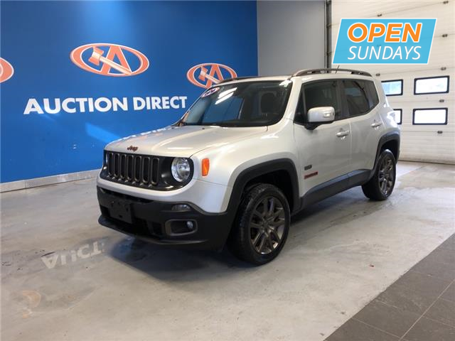 2016 Jeep Renegade North (Stk: 85298A) in Lower Sackville - Image 1 of 10