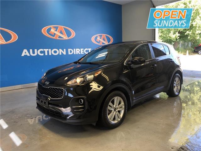 2019 Kia Sportage LX (Stk: 538379) in Lower Sackville - Image 1 of 10