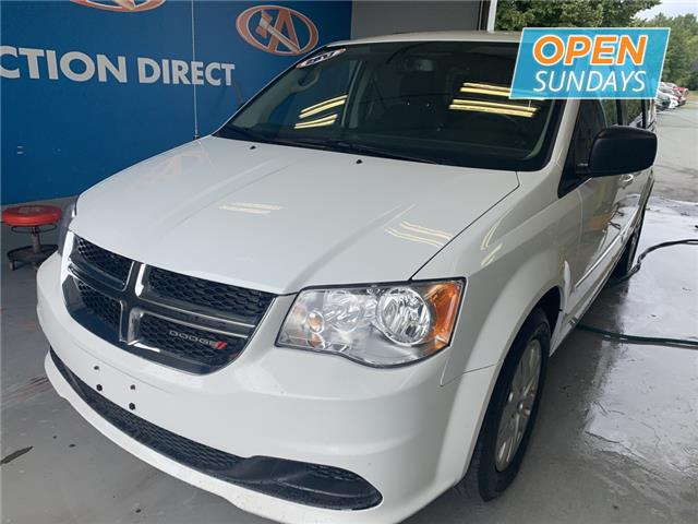 2017 Dodge Grand Caravan CVP/SXT (Stk: 705826) in Lower Sackville - Image 1 of 11
