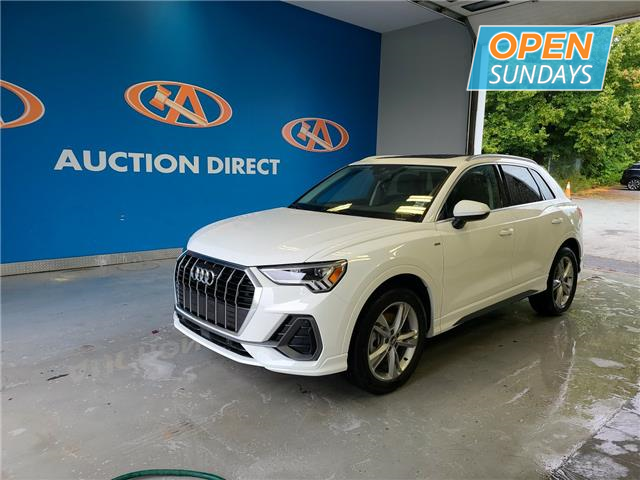 2020 Audi Q3 45 Progressiv (Stk: 059584) in Lower Sackville - Image 1 of 15