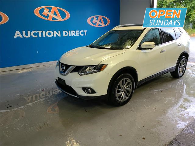 2015 Nissan Rogue SL (Stk: 842152) in Lower Sackville - Image 1 of 15