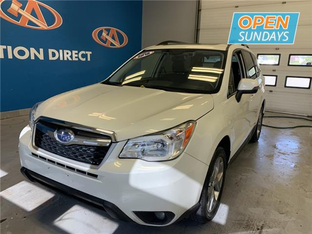 2016 Subaru Forester 2.5i Limited Package (Stk: 514544) in Lower Sackville - Image 1 of 11